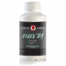 Czech Virus GREEN TEA 100 kapslí
