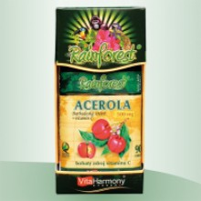 VitaHarmony RainForest® Acerola 500 mg & Vitamin C 250 mg - 90 tablet