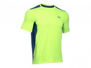 Under Armour Pánské triko Under Armour Raid Žluté