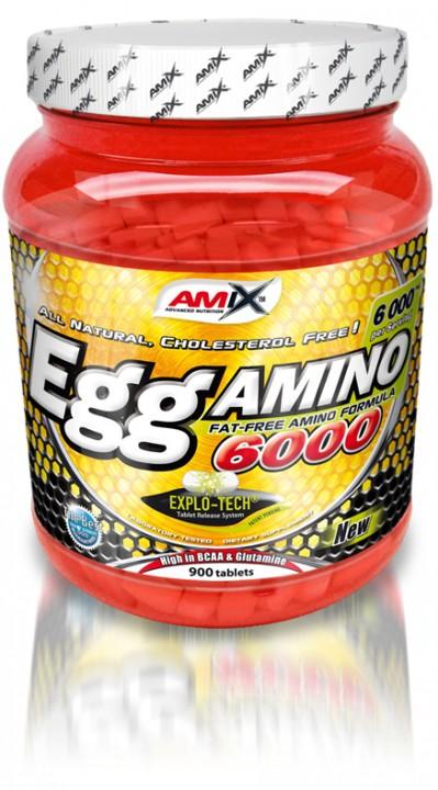 Amix EGG Amino 6000 - 120 tbl