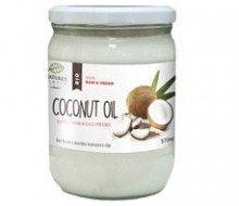 Nutrisslim Coconut Oil 370 ml Bio