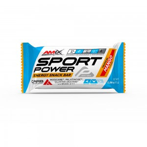 Amix SPORT POWER ENERGY SNACK BAR