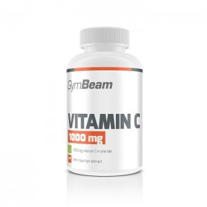 GymBeam Vitamin C 1000 mg 90 tablet