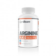 GymBeam Arginin A.K.G 120 tablet