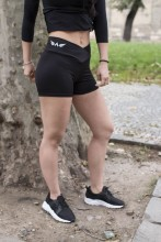Exalted X1 Women's Running Shorts – černé