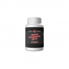 Czech Virus NATURAL COENZYME Q10 50 100 kapslí