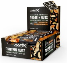 Amix Protein Nuts Bar