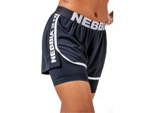 NEBBIA FAST & FURIOUS DOUBLE LAYERS ŠORTKY 527