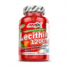 Amix Lecithin 1200 mg 100 kapslí