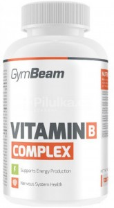 GymBeam Vitamin B-complex 120 tablet