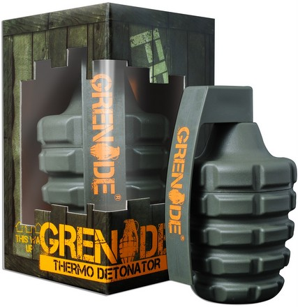 Grenade Thermo Detonator 100 tablet - 4 tbl