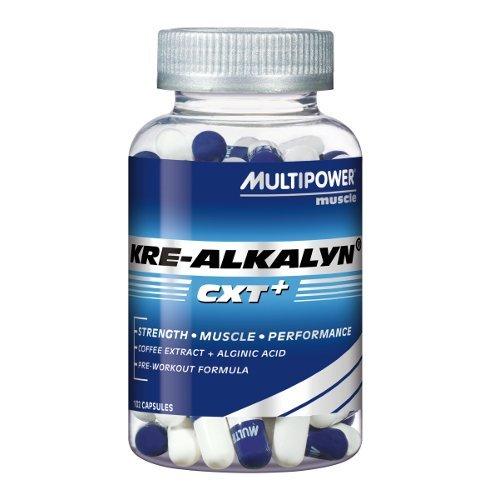 Multipower Kre Alkalyn CXT+ 102 kapslí