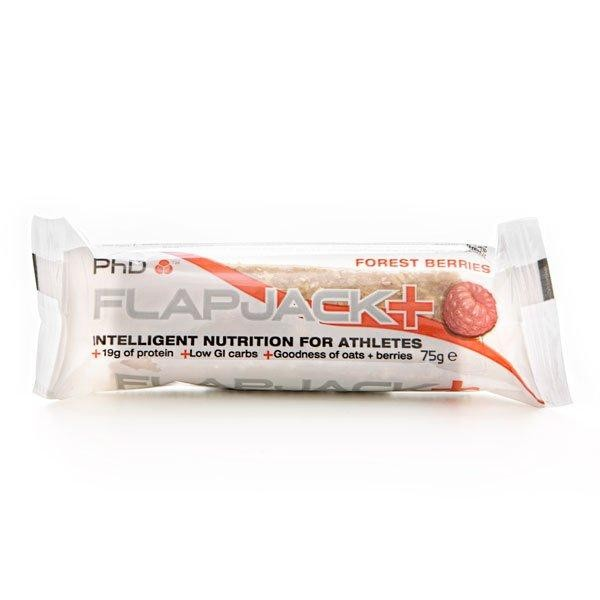 PhD Nutrition Flapjack 75 g - arašídové máslo