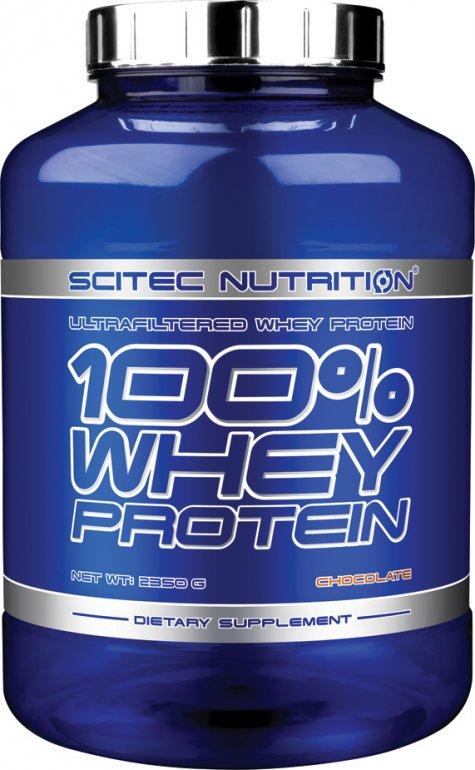 Scitec Nutrition Scitec 100% Whey Protein - 30 g - vanilka