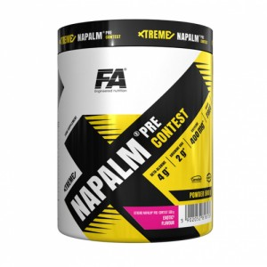 Fitness Authority Xtreme Napalm Pre Contest 500 g